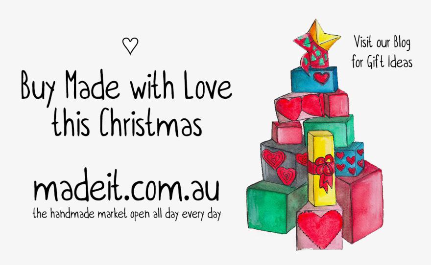 Madeit.com.au Christmas Campaign