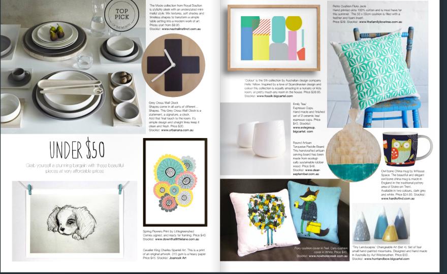 Joanouk Winkelen Magazine June 2014