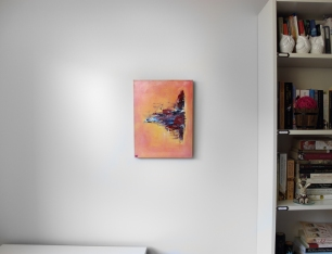 Joanouk Barmecide Original Oil Painting
