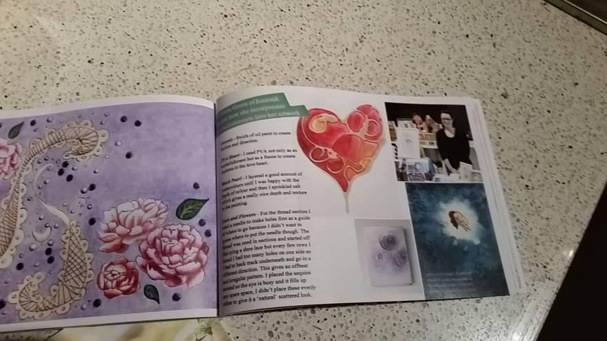 Bespoke Magazine feature Joanouk Spring 2014