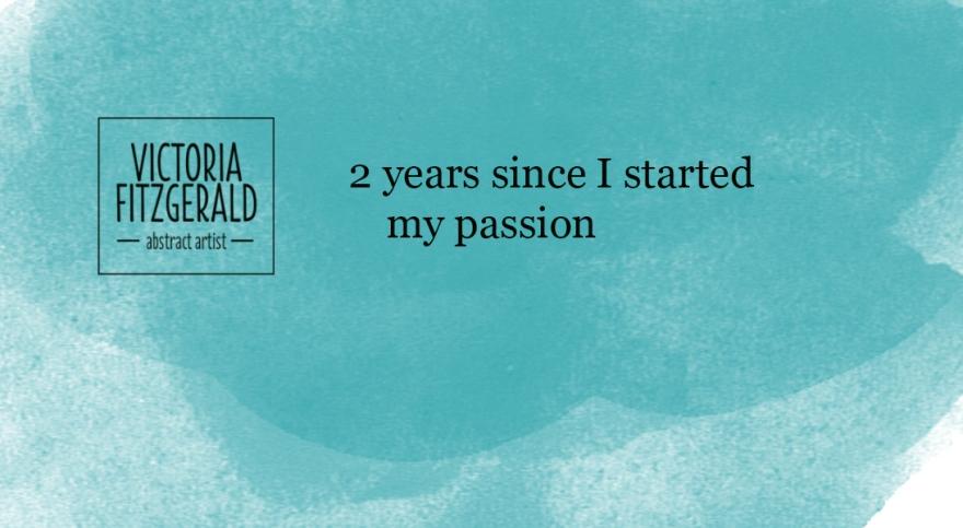 2 years victoria fitzgerald artist